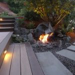 Outdoor Lighting Deck