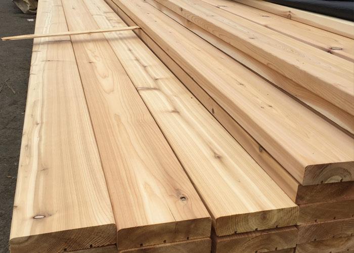 Decking shur way building center for Longest decking boards