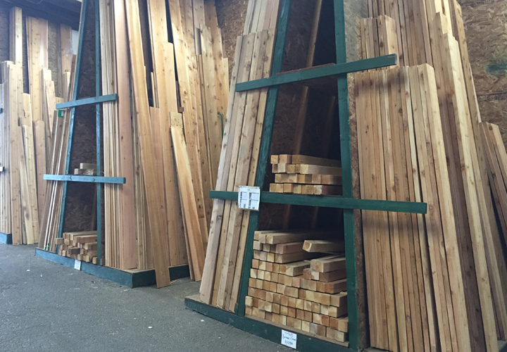 Lumber | Shur-way Building Center