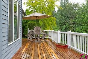 Deck materials in Vancouver WA by Shur-way Building Centers